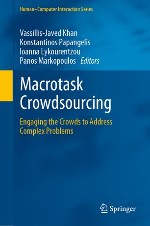 Book cover MacroTask crowdsourcing
